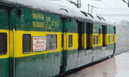 Drug, Recovered, African Smuggler, Garib Rath Express, Millions