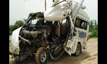Raod Accident, Traveler, Truck, Died, Haryana
