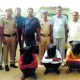 Accused, Robbery, Arrested, Police, Haryana