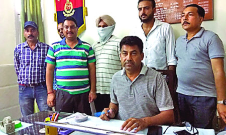 Secretary, Arrested, Bribe, Action, Punjab
