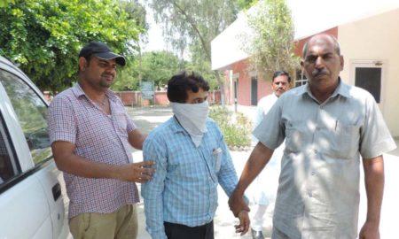 Bribe, Linemanm, Arrested, Police, JE, Haryana