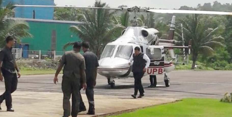 Malfunction, Helicopter, Saved, Devendra Fadnavis