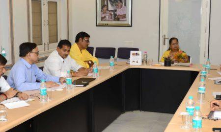 Vasundhara Raje, State, ODF, Mission, Rajasthan