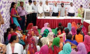 Women, Benefits, Govt Schemes, Camp, Rajasthan
