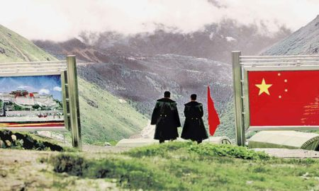 Stress, Border, Sikkim, Conflict, China