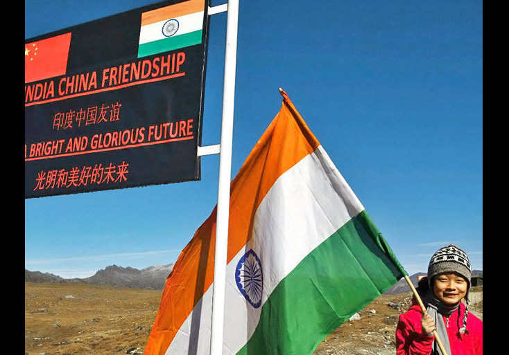 China, Aggressive, Attitude, Docalm, Border