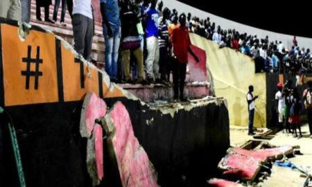 Death, Stampede, Football Stadium, Senegal, Clash