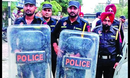 Commando Battalion, Shift, Government, Police, Punjab