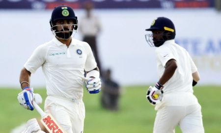 Test Cricket, India, Huge Score, Sri Lanka, Match