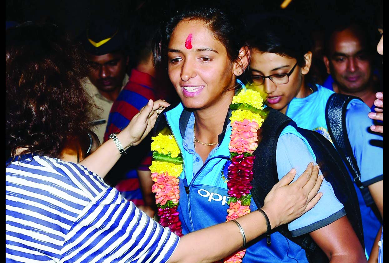 Welcome, Indian, Womens Cricketers, Cricket, Regard