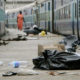 Dirt, Food, Railway Department, Train, Clean, Platform