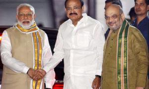 NDA, Candidate, UPA, Nomination, Venkaiah Naidu, Gopalakrishna Gandhi