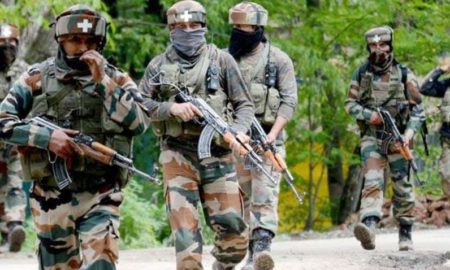 Encounter Pulwama, Panic, Indian Army, Firing, Kashmir