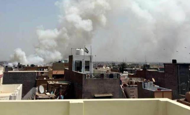 Explosion, Fireworks, Factory, killed, Injured, Rajasthan
