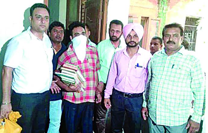 Vigilance Team, Raid, SDM Office, Arrested, Police, Punjab