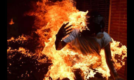 Fire, Family Burn, Father, Died, Punjab