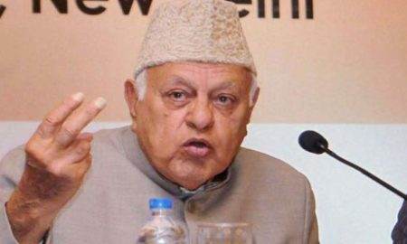 Farooq Abdullah, Miserable Behavior, Jammu And Kashmir, Politician, Terrorism