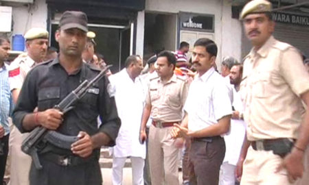 Firing, Property Advisor Office, Died, Accused, Absconding, Haryana