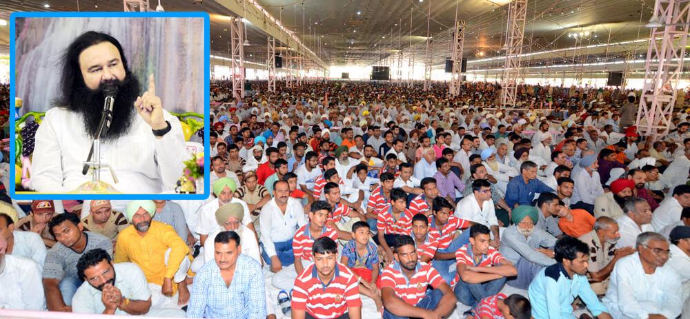 Gods Word, Gurmeet Ram Rahim, Religious Congregation, Dera Sacha Sauda