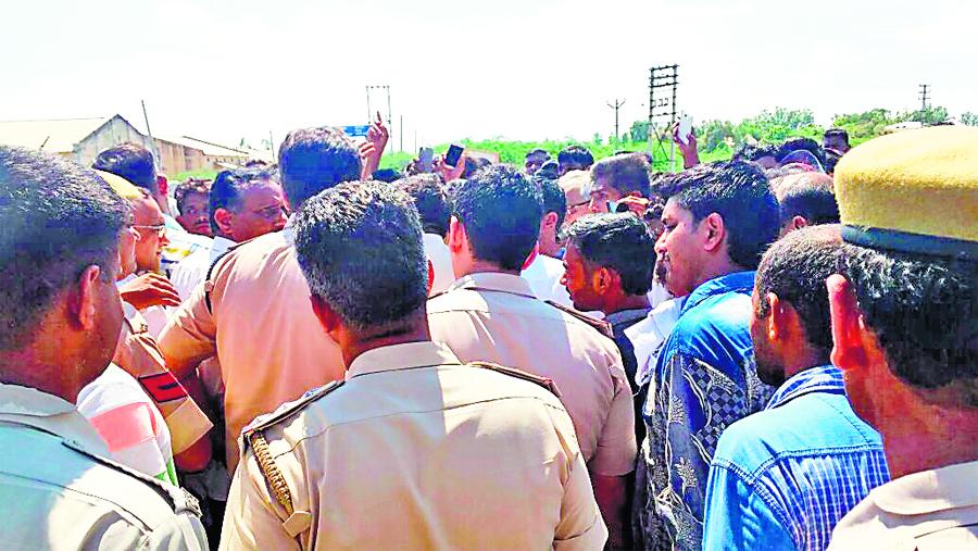Villagers, Demand, Arrest, Balwant, Accused, Haryana