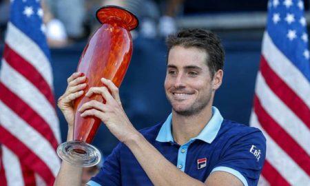 John Isner, Win, Atlanta Open Title, Tennis