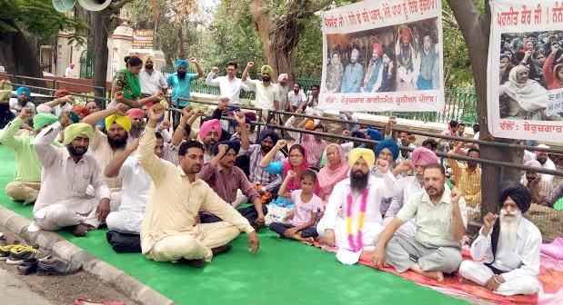 Linemen, Protest, Congress Govt, Strike, Raised, Punjab