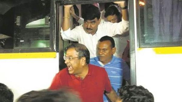 Gujarat Congress, MLA, Bangalore, Patel Govt, BJP
