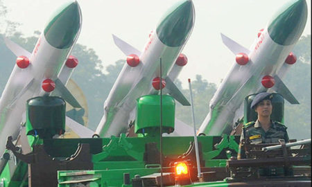 Missile System, Deployed, China Border, Construction