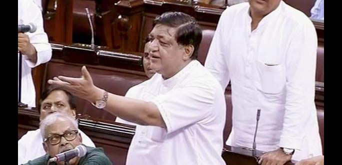 Naresh Agrawal, Threat Call, Unknown Person, Rajya Sabha, Lok Sabha