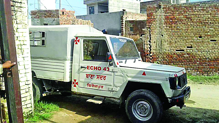 Accused, Arrested, Police, Operation, Punjab