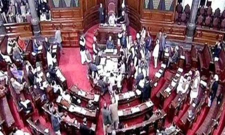 Ram Nath Kovind, Arun Jaitley, Ruckus, Parliament, Speech, Mahatma Gandhi
