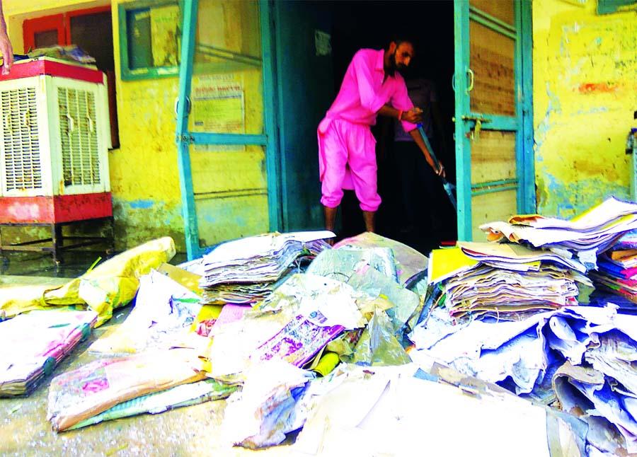Loss, Millions, Power work, Rain, Punjab