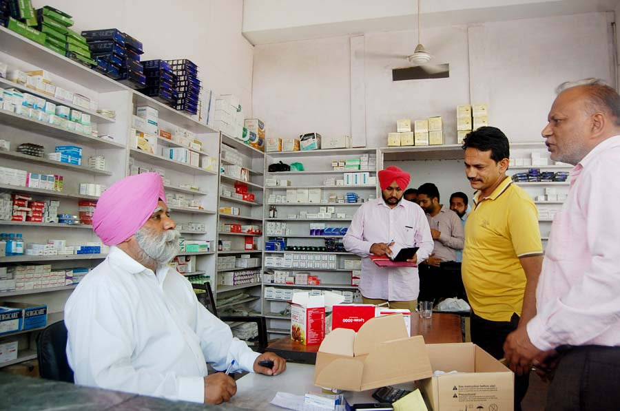 Vigilance, Raid, Hospital, Record, Attendance, Checking, Worker, Doctors, Punjab