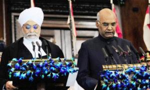 President Ramnath Kovind, India, Leader, Pranab Mukherjee