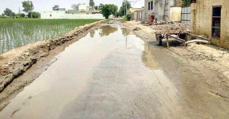 Demand, Solution, Problem, Villagers, Road Accident, Punjab