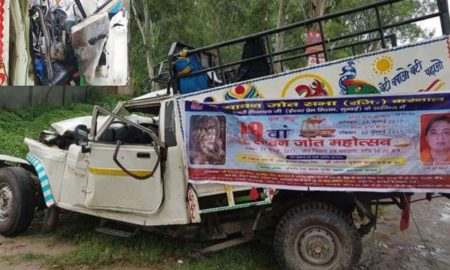Road Accident, Collision, Death, Injured, Haryana