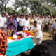 Road Accident, Died, Indian Army, State Honor, Funeral, Haryana