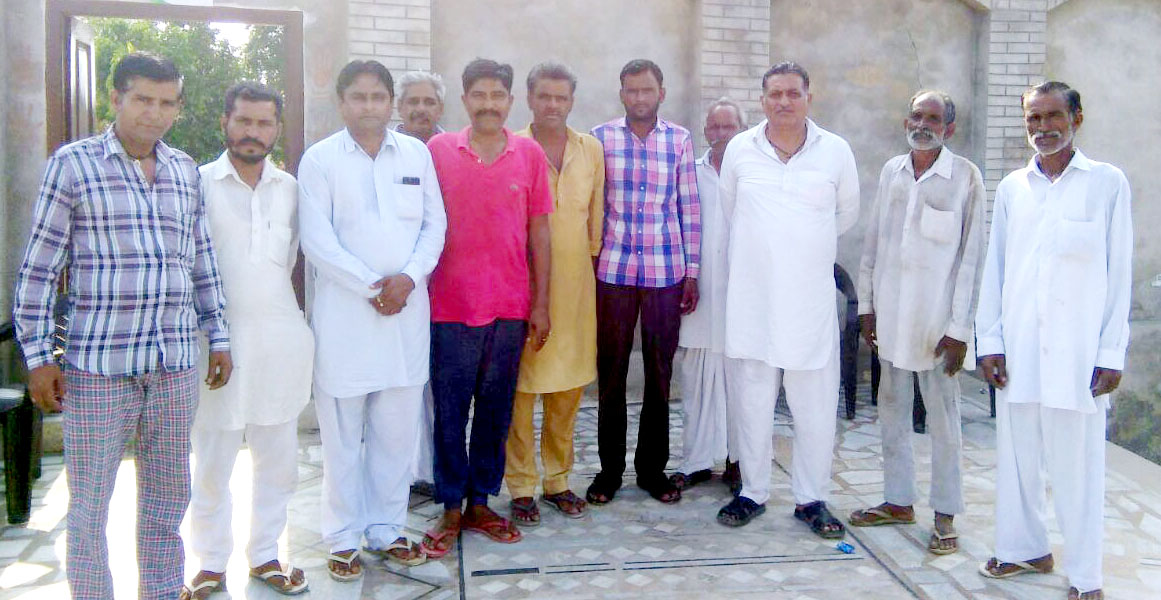 Demand, Registering Case, Accused, Sarpanch, DSSO, Villagers, Fraud