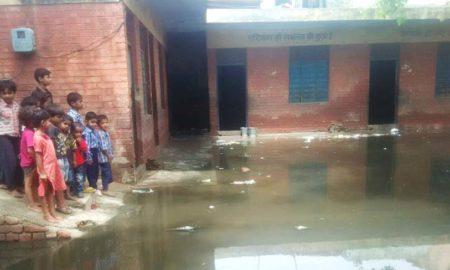 Parents, Locked, Govt School, Raised, Haryana