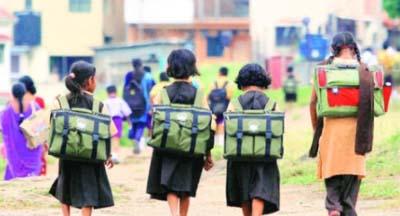 Summer Vacation, Govt School, Children, Haryana