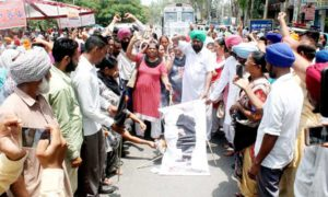 Workers, Protest, Government, Strike, Raised, Demand, Punjab