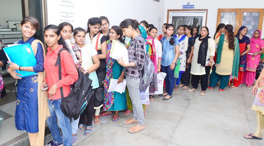Rain, Student, Frustrated, College, Admission, Haryana