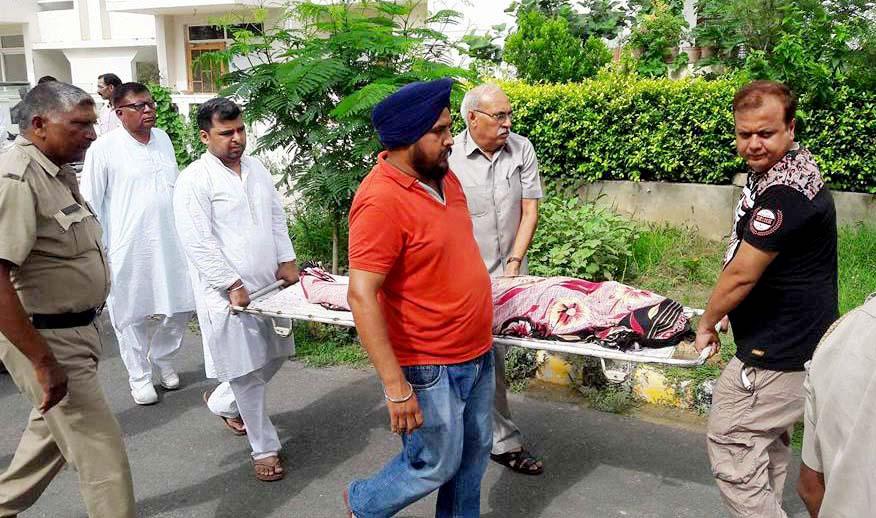 Student, Suicide, CHD City, Kurukshetra University, Police, Haryana