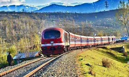 Rail Services, Resume, Hizbul Mujahideen, Encounter, Kashmir Valley