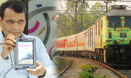 Trains Speed, Increase, Railway Minister, Suresh Prabhu, Highspeed Project