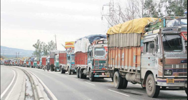 Dhabas on National Highways