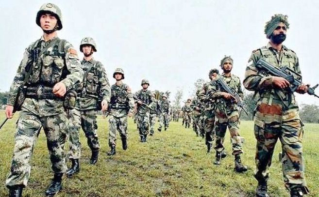Sikkim, Stress, War, India, Chinese Media, Army
