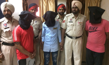 Smuggler, Arrested, Millions, Heroin, Police, Success, Punjab