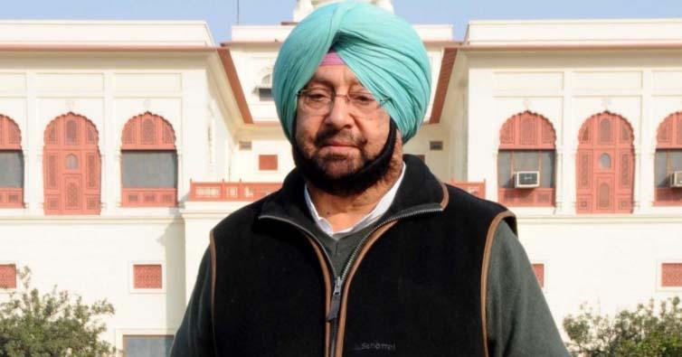 Widows, Martyrs, Land, Cash, Approval, Captain Amarinder Singh, Punjab