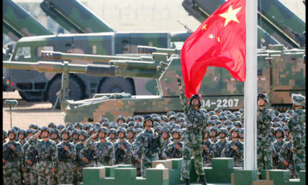 Xi Jinping, Chinese Army, Powerful, Attackers
